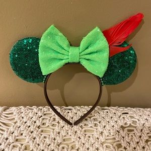 NWOT Disney Peter Pan Ears